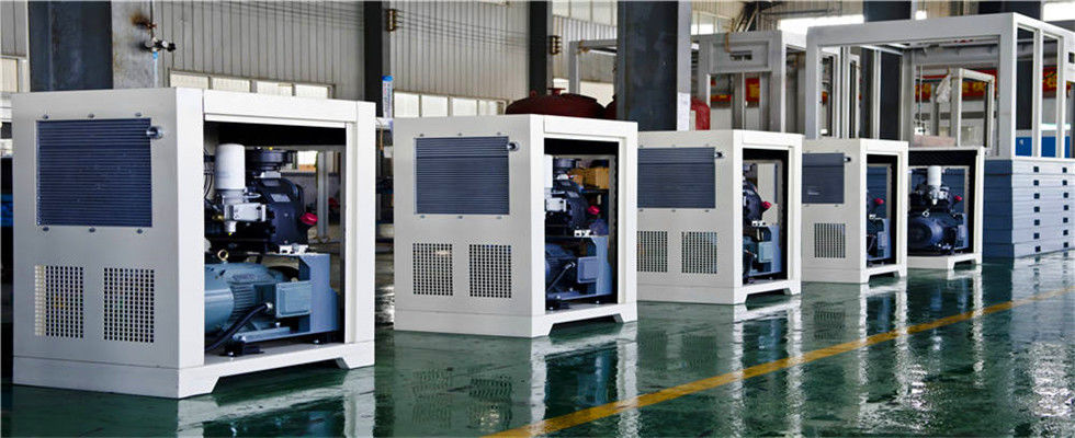 China best Diesel Screw Compressor on sales