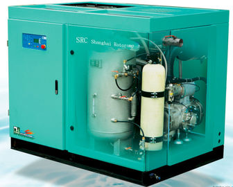 China New Generation Oil Free Rotary Screw Air Compressor For Textile Food Pharmaceutical Plants supplier
