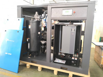 China Long Life Cycle VSD Screw Compressor With Wear Free Rolling Profile factory