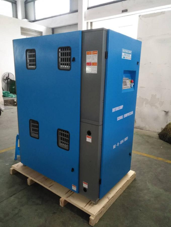 breathing O2 Oil Free Scroll Air Compressor