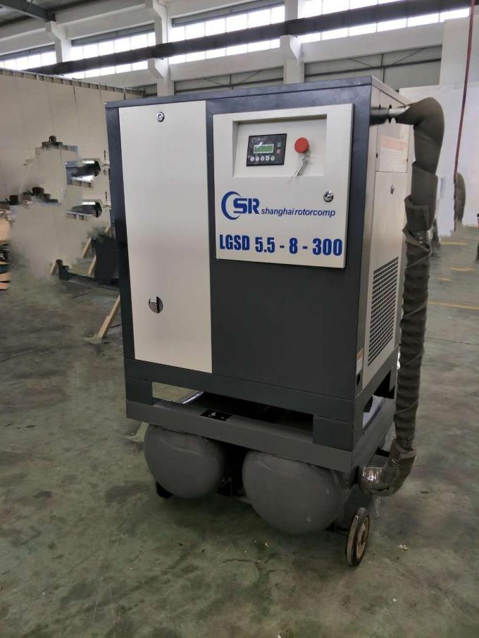 Excellent Design Screw Drive Air Compressor LGSD Series Coupled